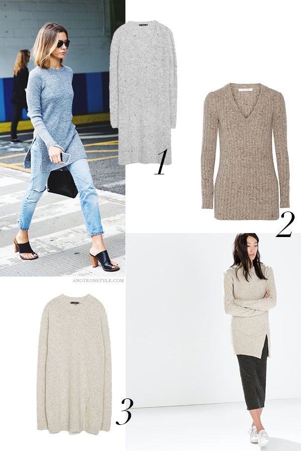 The Long and Lean Knit