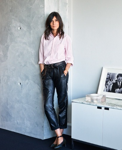 Why Everyone Loves Emmanuelle Alt