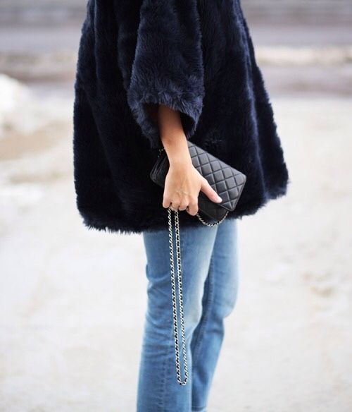 Cropped Furs