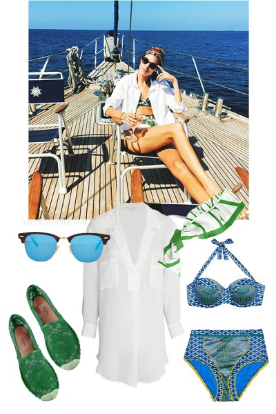 Spring Break – Poolside Style