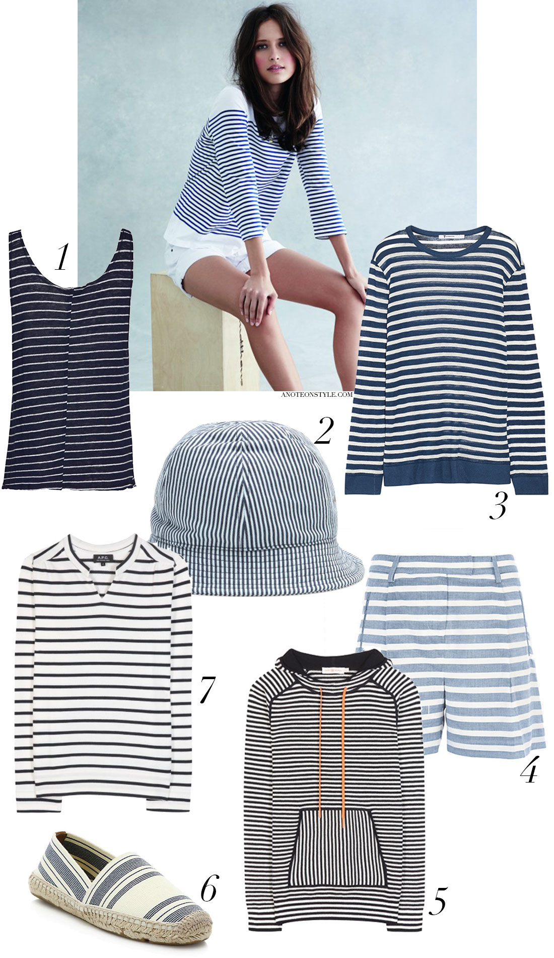 The Season's Best Stripes
