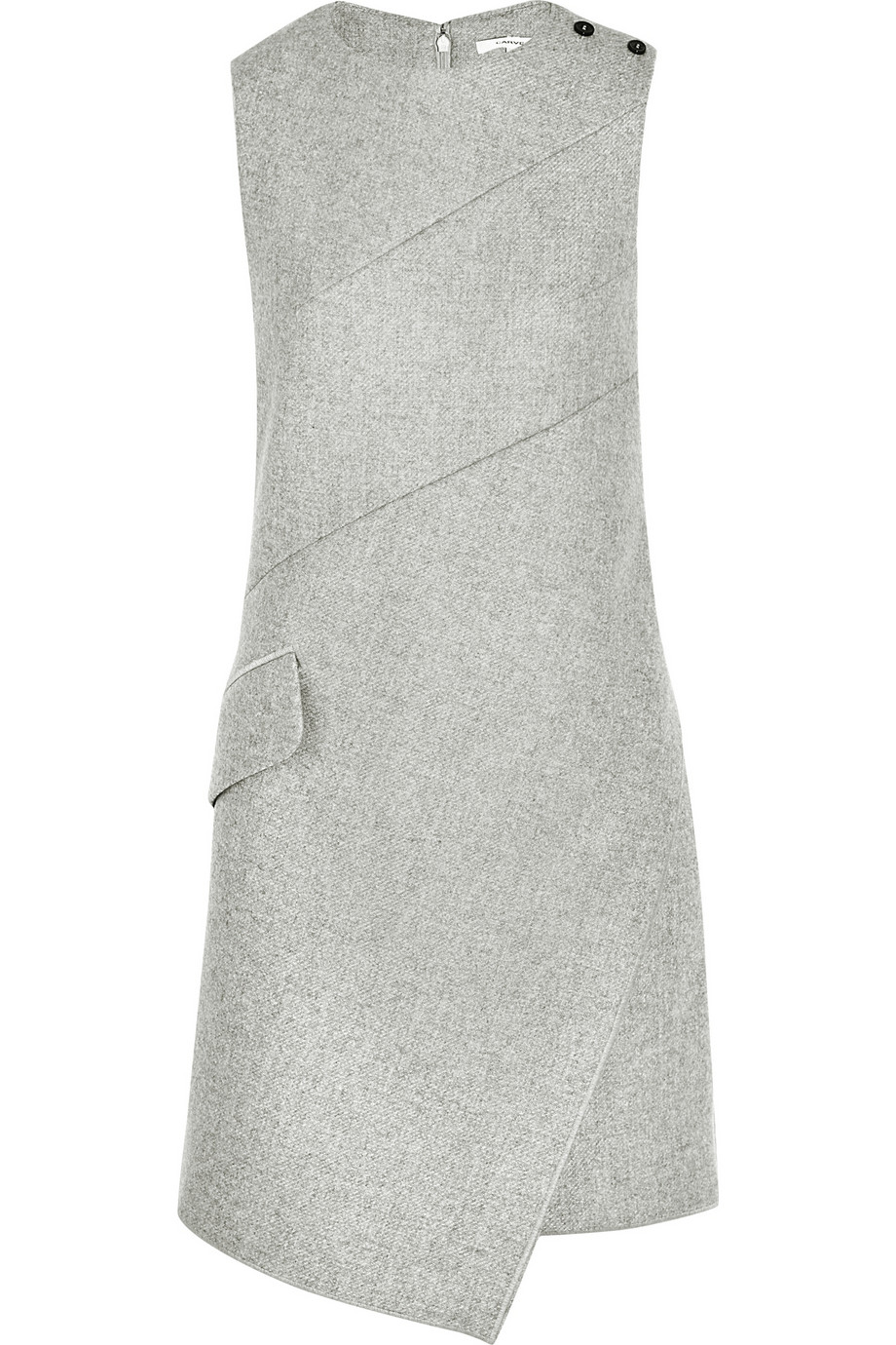 A Perfect Gray Dress