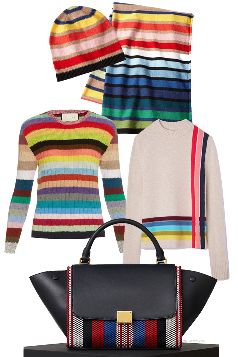 Like These Bright Stripes