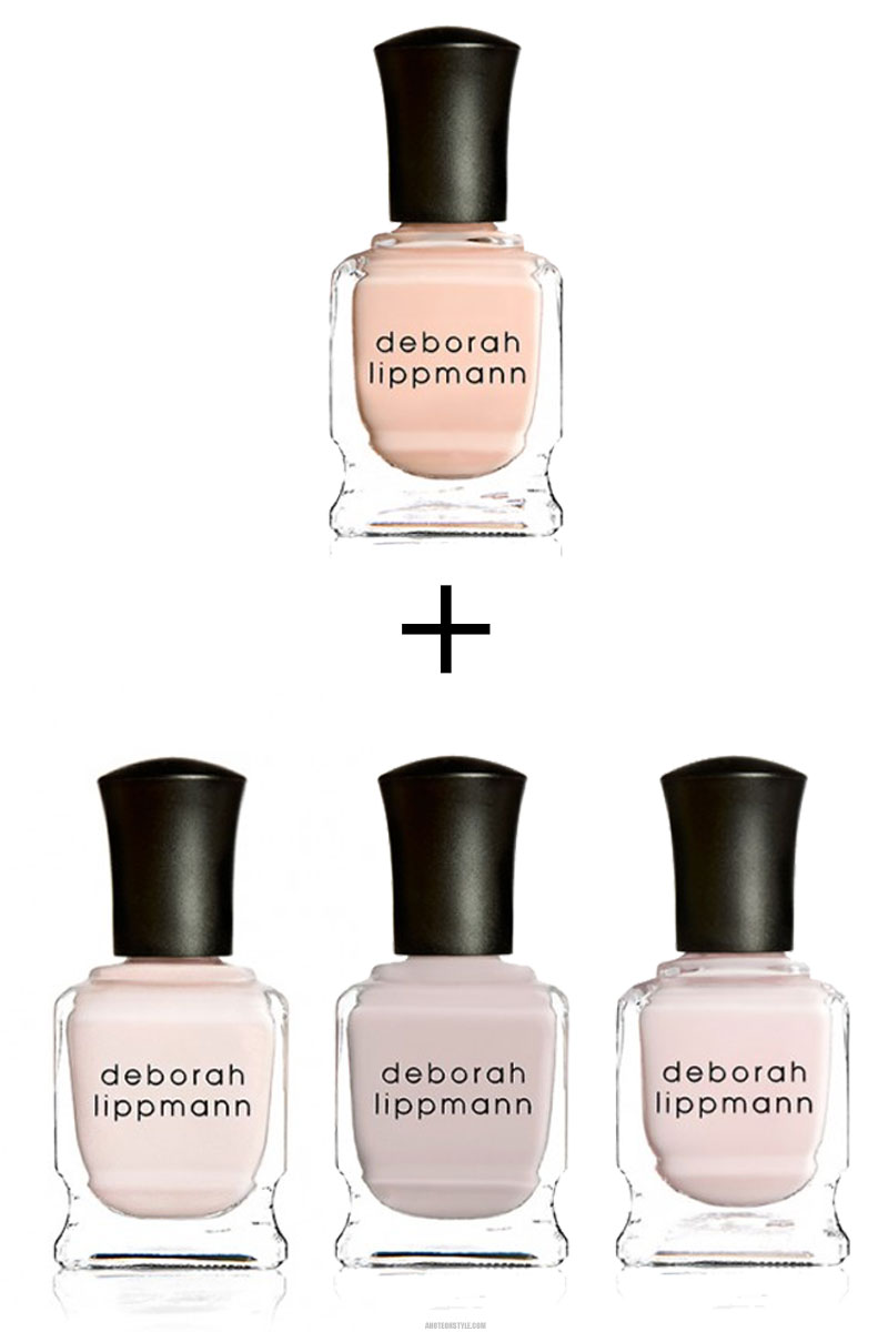 The Prettiest Nude Polishes