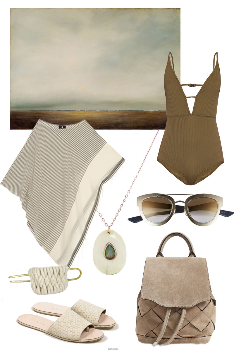 Natural Instincts…Beach Style