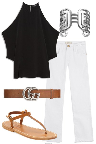 White, Black And Tan…A Summer Classic