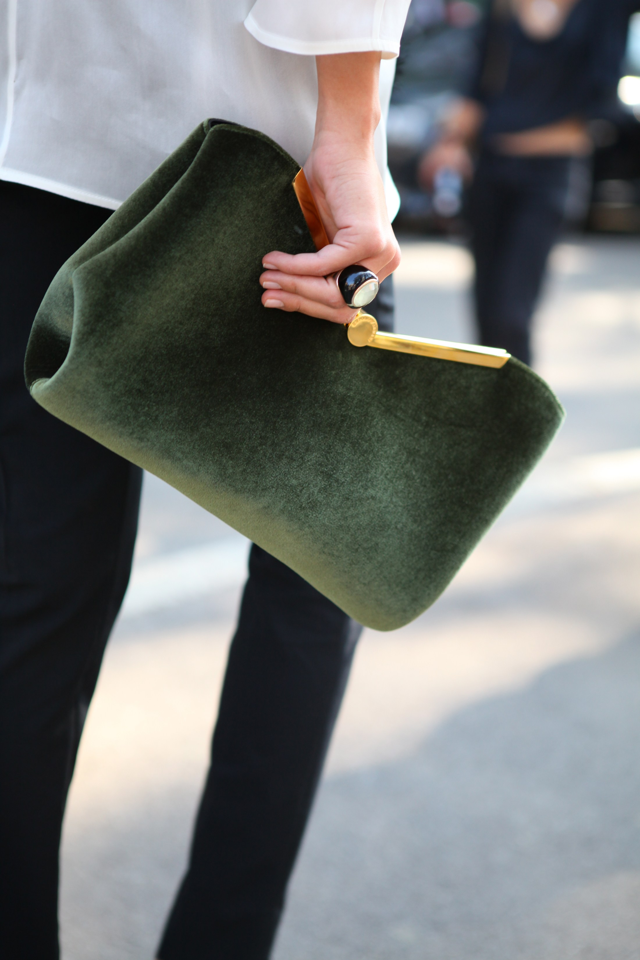 That Velvet Bag Again…