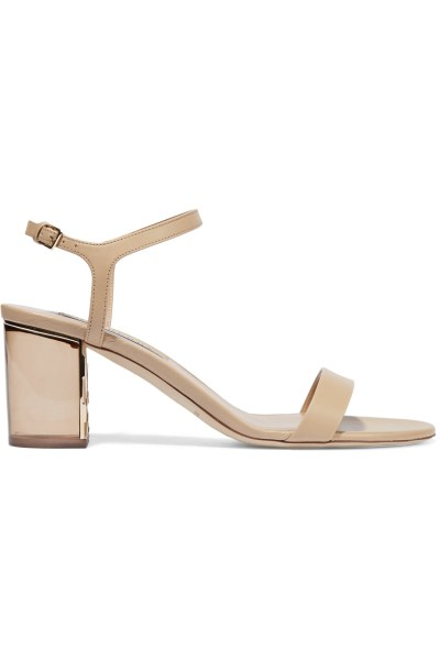 Found…The Perfect Nude Sandal