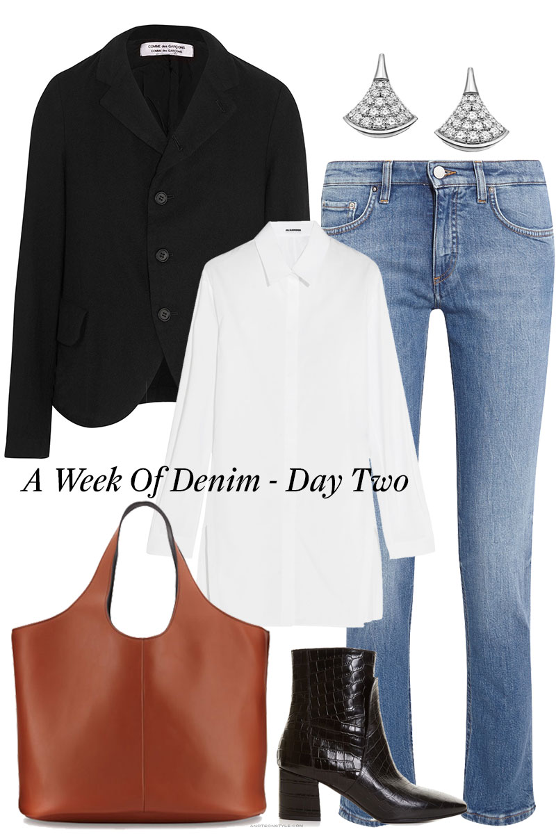 A Week Of Denim – Day Two