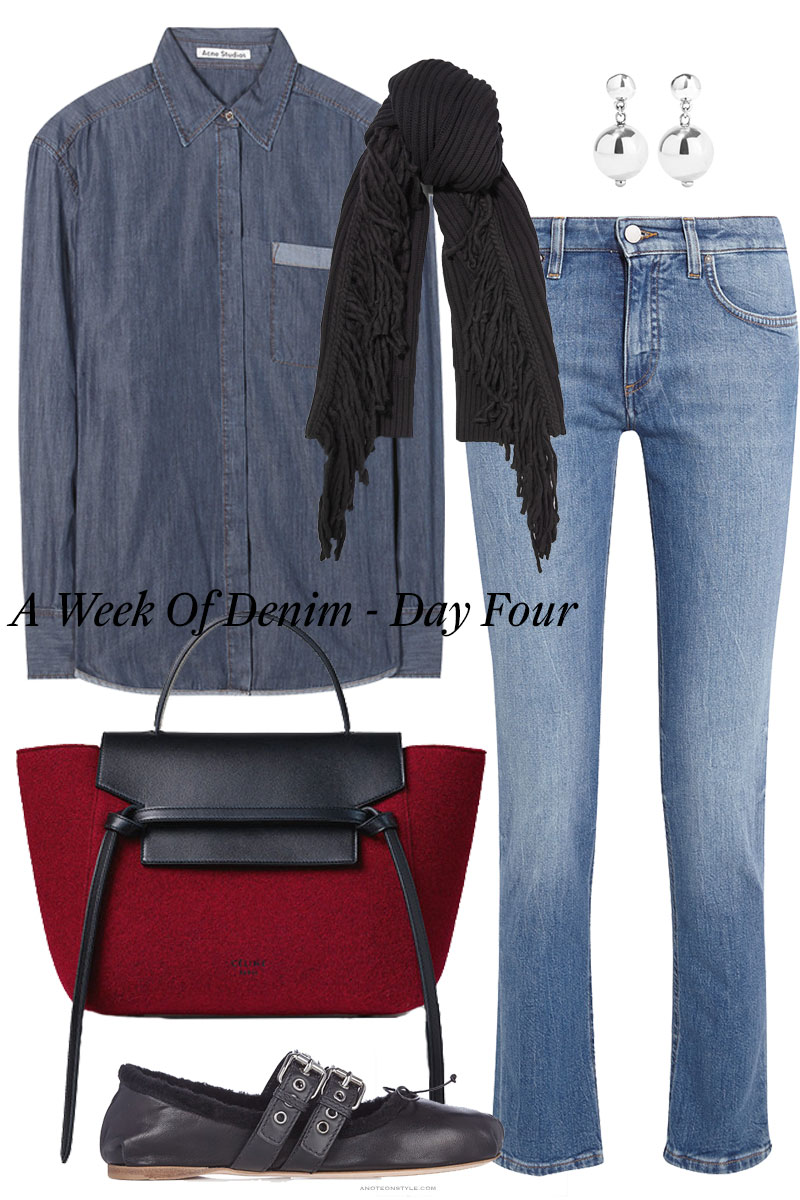 A Week Of Denim – Day Four