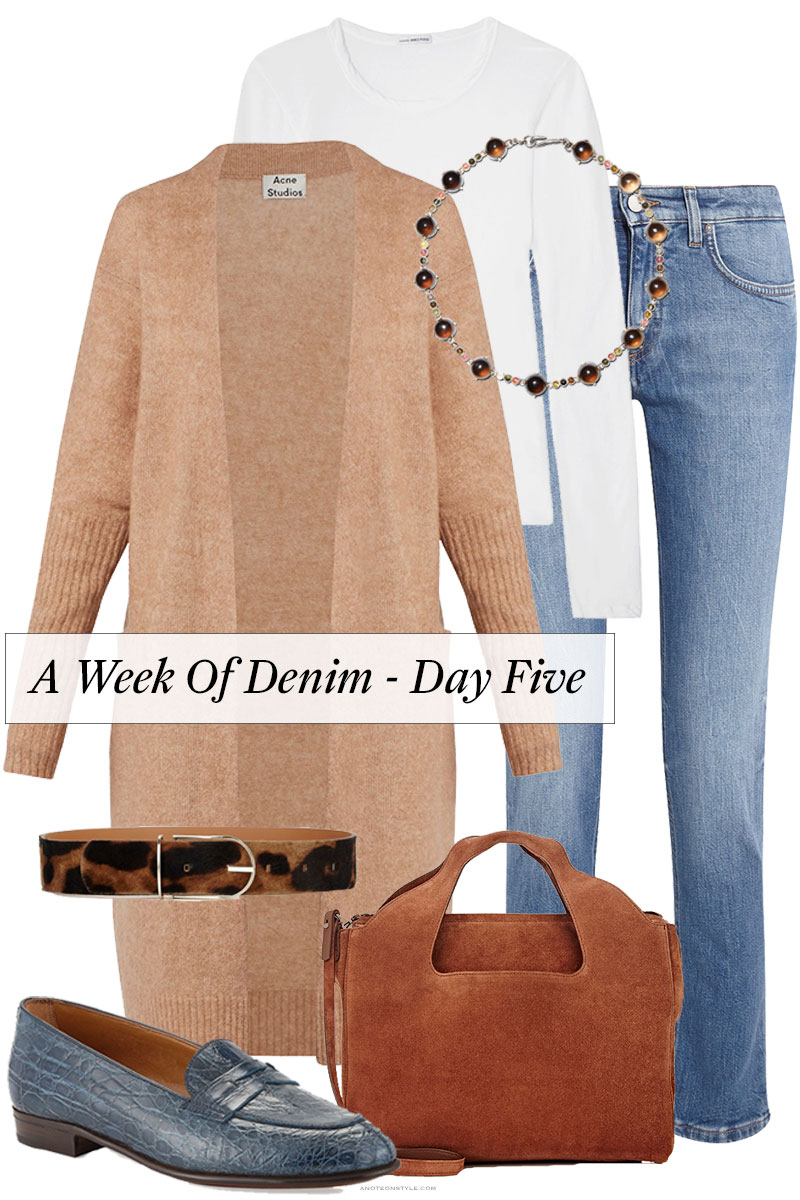 A Week Of Denim – Day Five