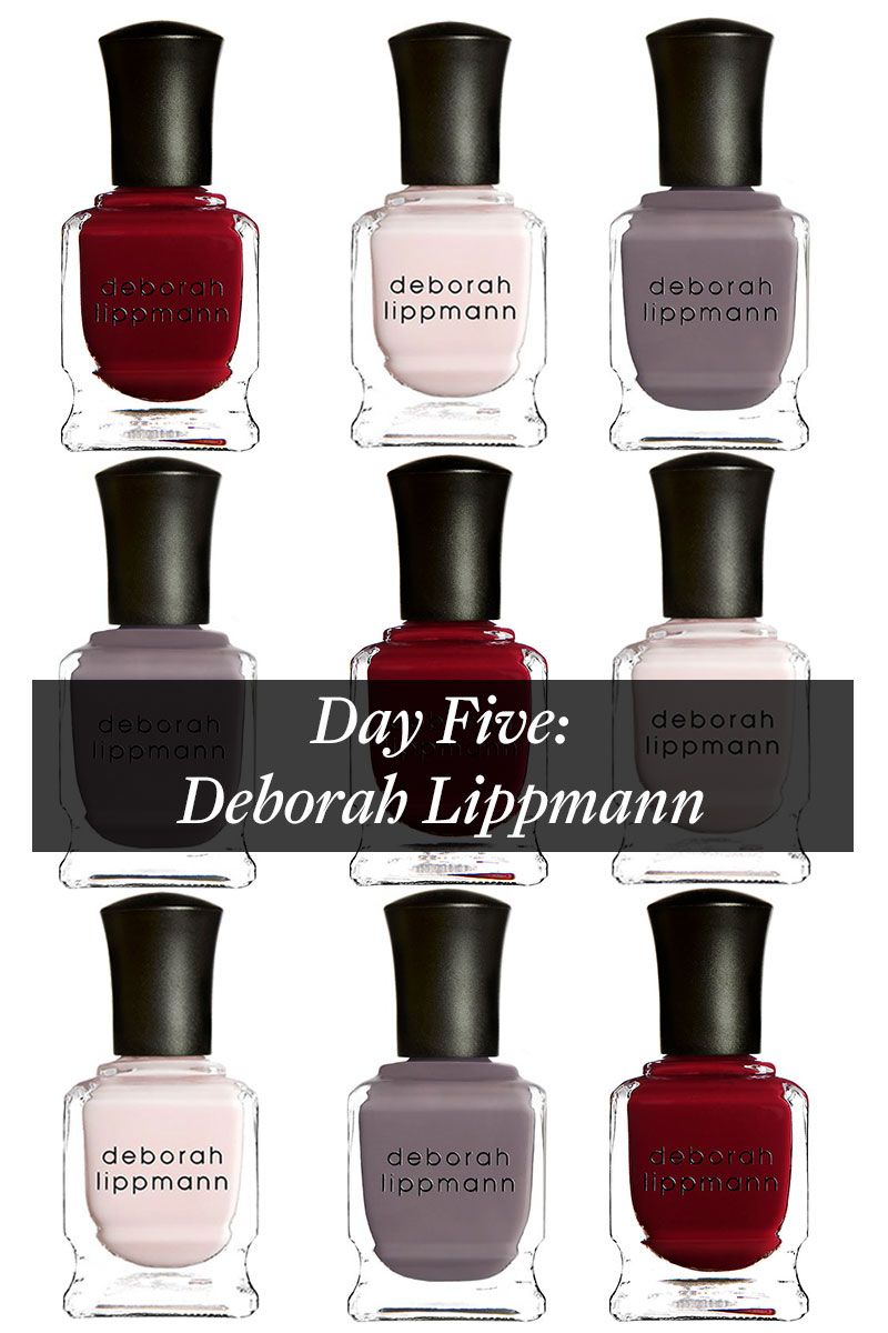 The Countdown To Christmas – Day 4 – Deborah Lippmann