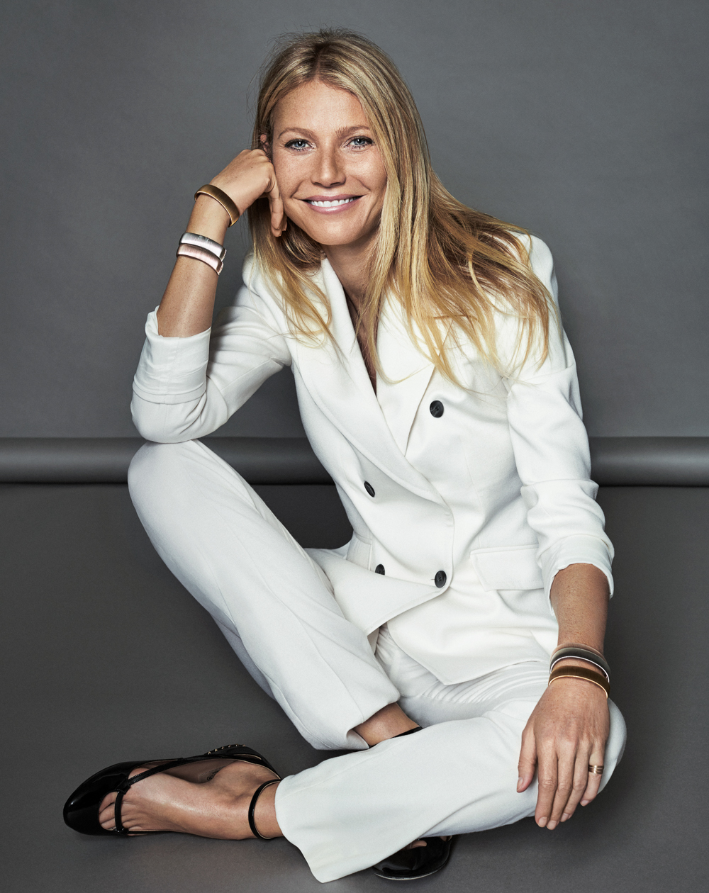 Gwyneth Paltrow in Elle Spain