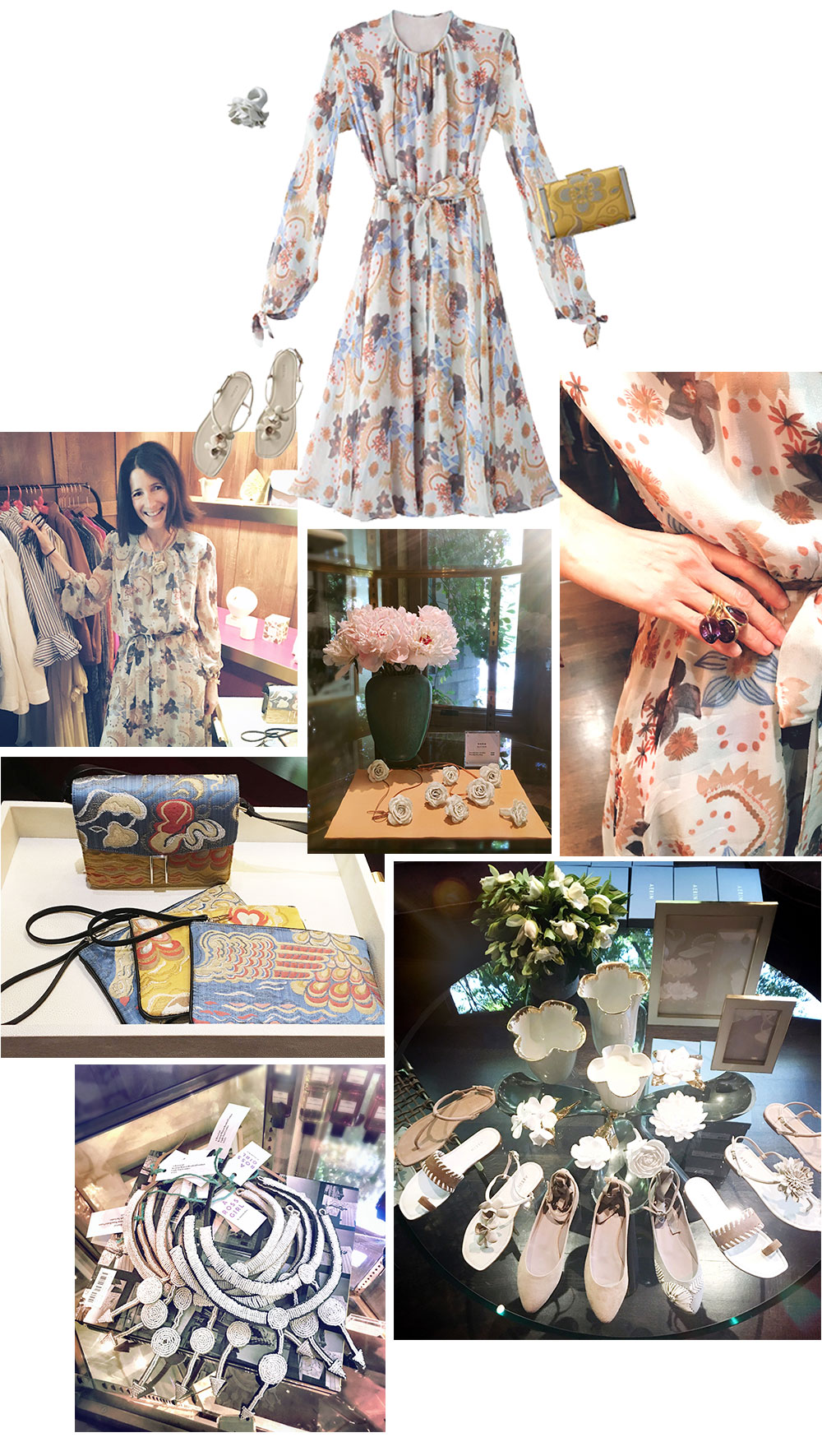Chic Collaborations from Aerin x ARossGirl