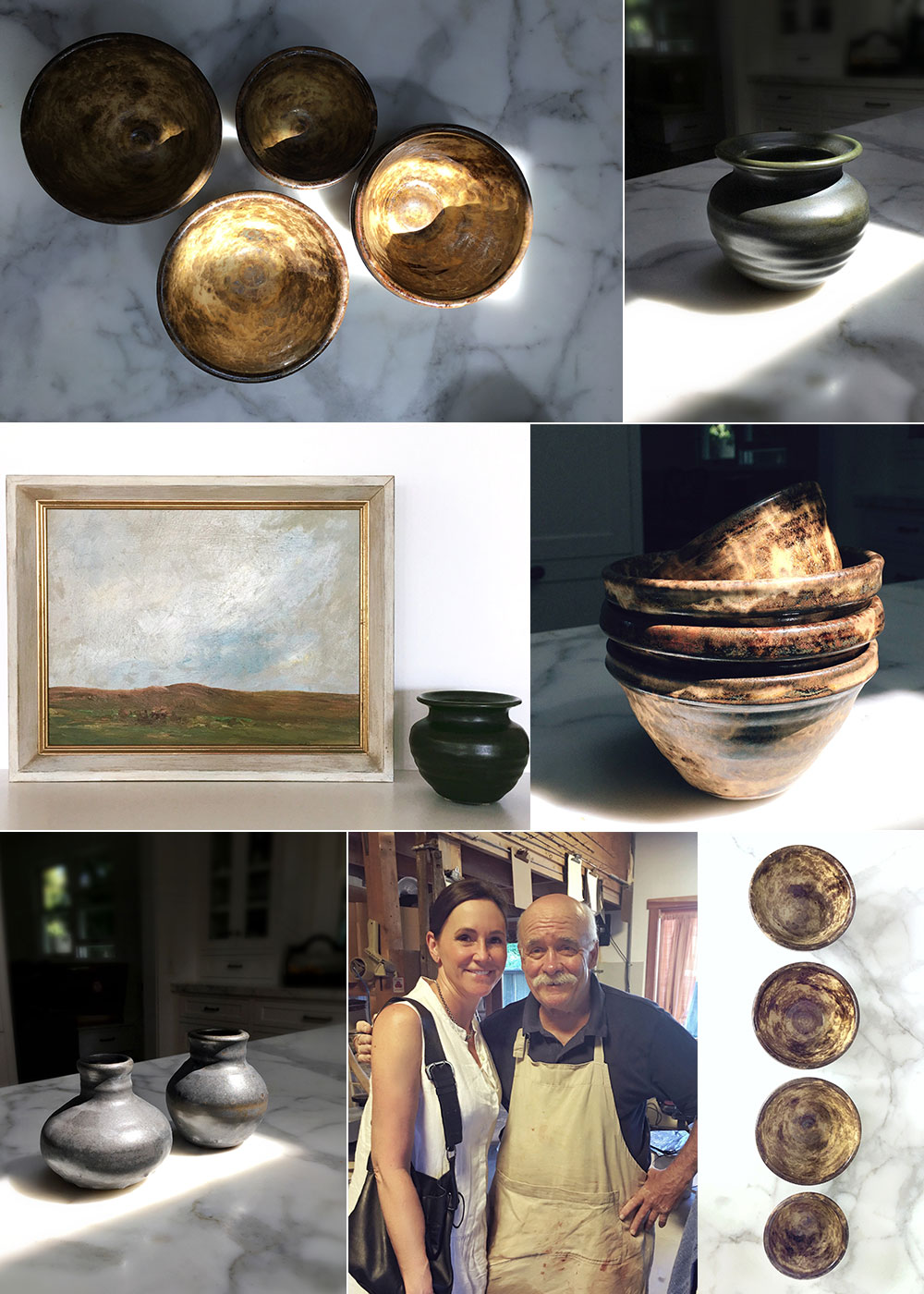 A Visit to Calistoga Pottery