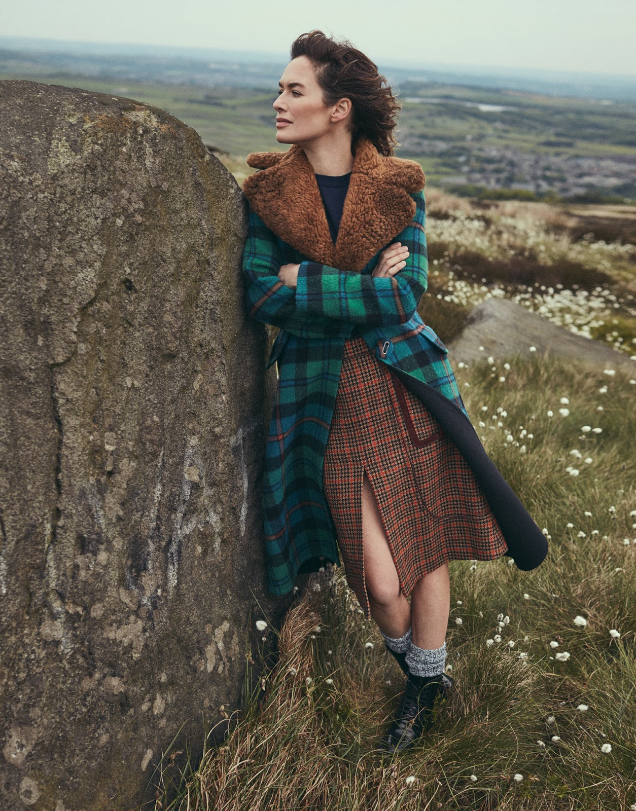 Tartan, Plaids and Tweeds in The Edit
