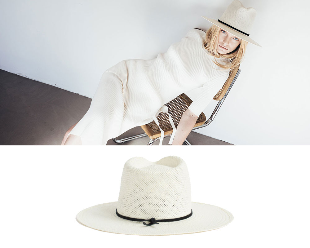 The Perfect Summer Hat