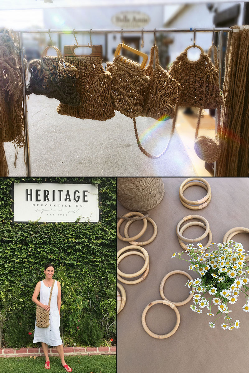 A Macrame Workshop and Learning Something New