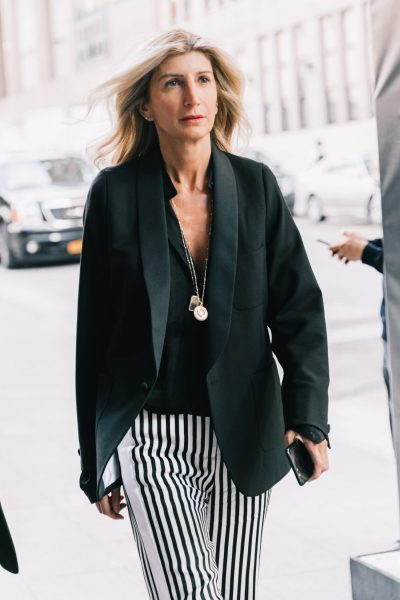 Two Forever Favorites: A Blazer and Long Pendant Necklaces