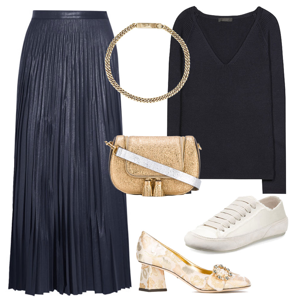 The Perfect Day to Night Skirt