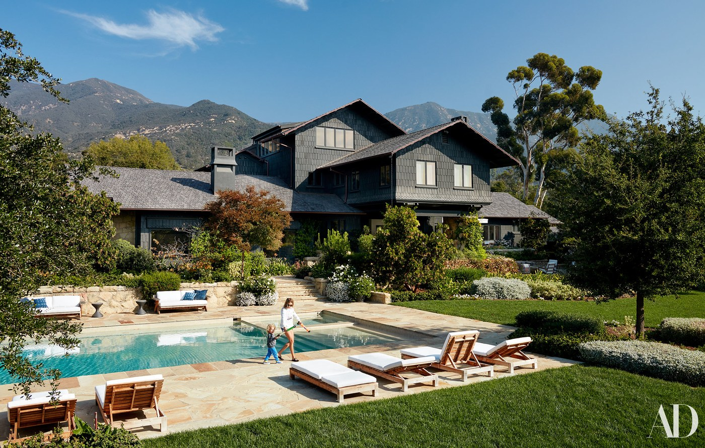 In AD: A Montecito Beauty