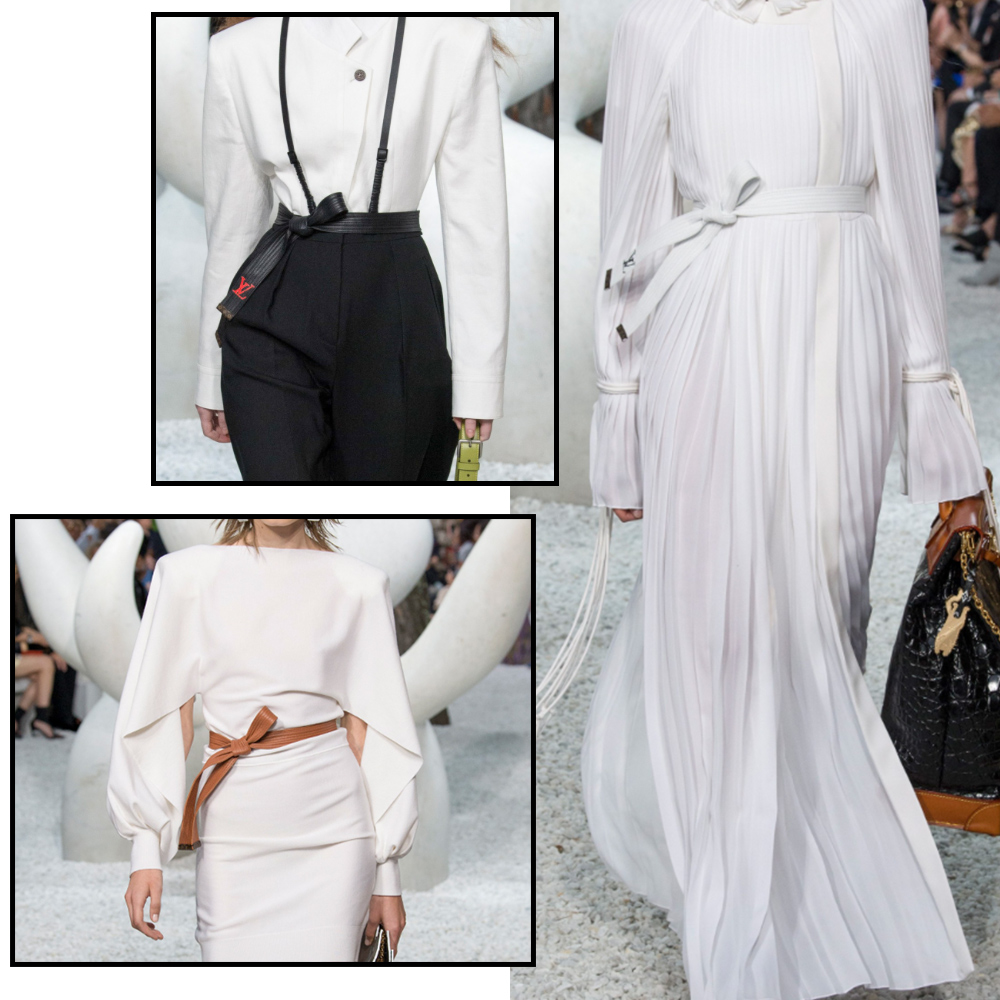 I'm Eyeing This Belt from Louis Vuitton Resort 2019