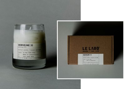 new scented candle from le labo