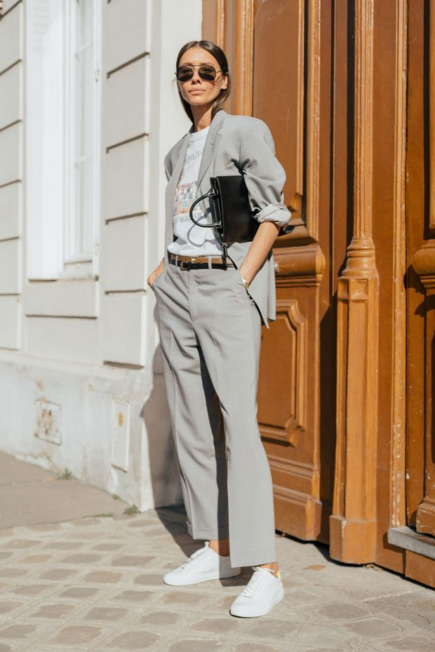 How to Style a Spring Suit