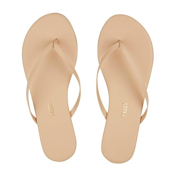 The Perfect Leather Flip-Flop