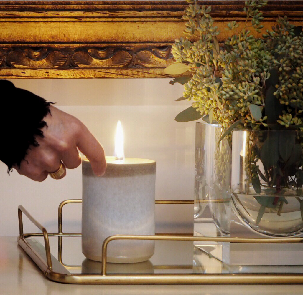 THE CANDLES I LIKE TO GIVE AND RECEIVE