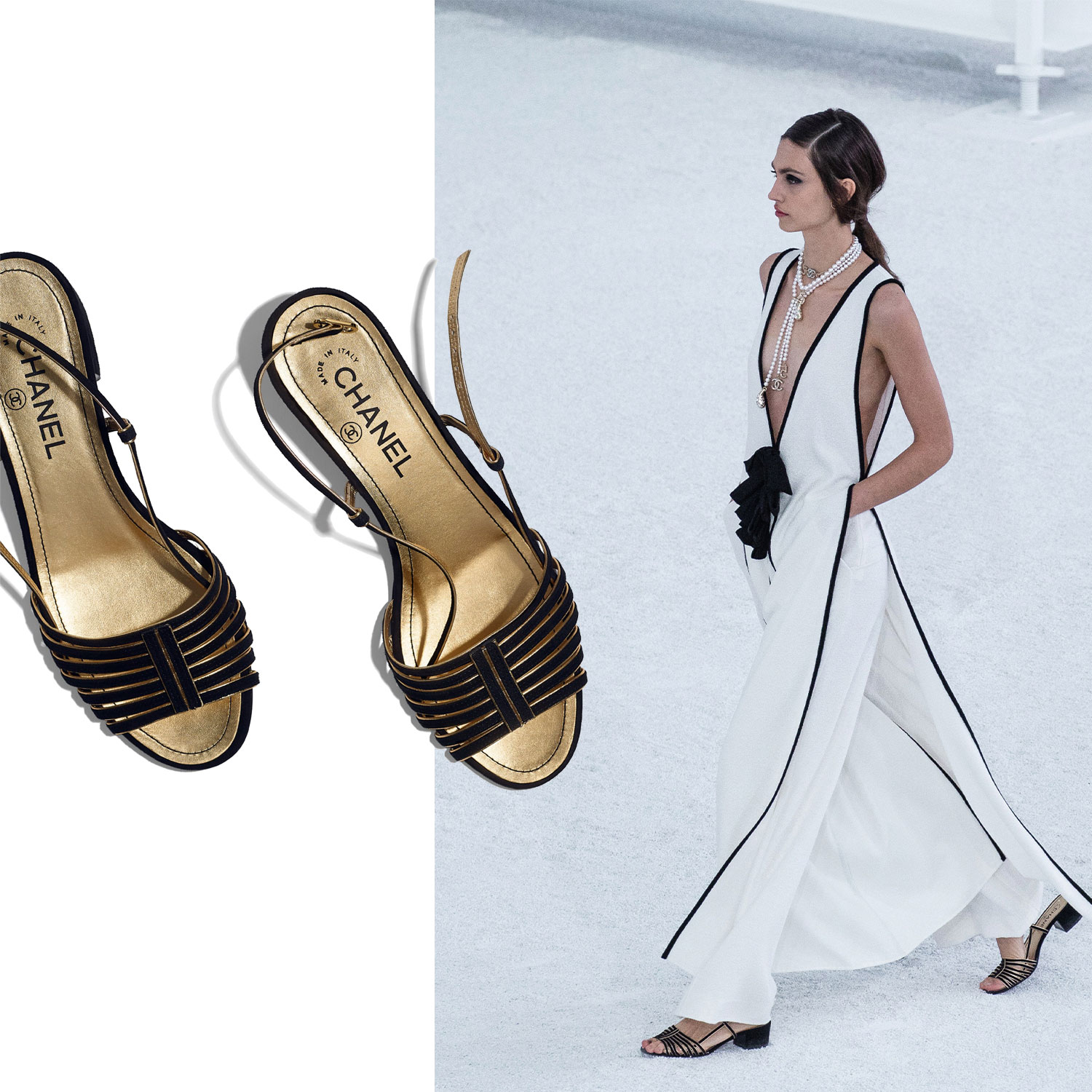 CHANEL SANDALS ON MY WISHLIST