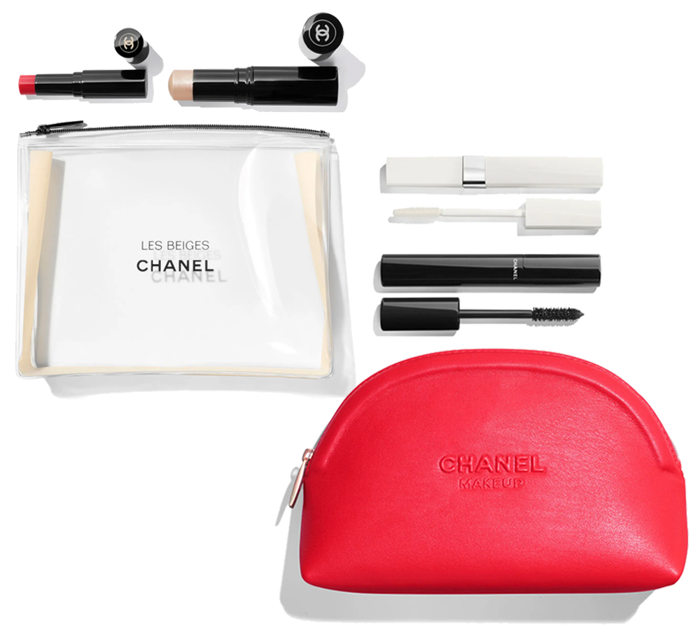 TWO NEW CHANEL BEAUTY SETS