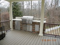 Outdoor Deck and Patio Kitchen Designer and Contractor ...