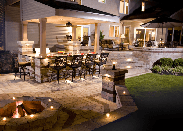 deck lighting ideas for your deck