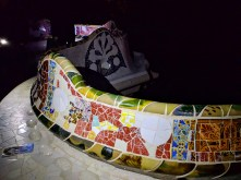 barcelona-weekend-park-guell-benches-at-night