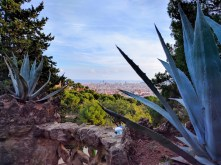 barcelona-weekend-park-guell-view