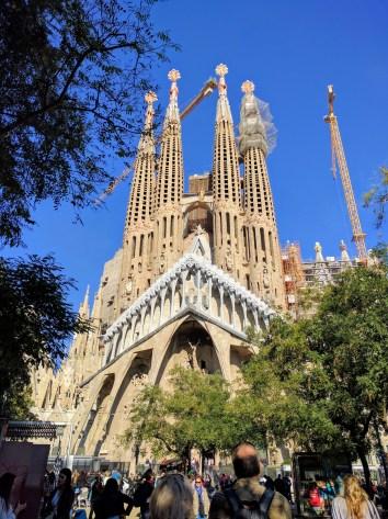 barcelona-weekend-sagrada-familia