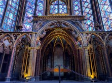 Sainte Chapelle Paris altar
