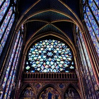 Visiting Sainte-Chapelle
