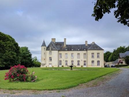 Normandy B&B Château d'Asnières en Bessin