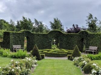 Normandy B&B Clos Saint Gilles garden
