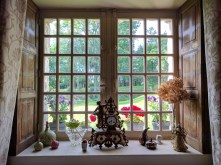 Normandy B&B Honfleur window
