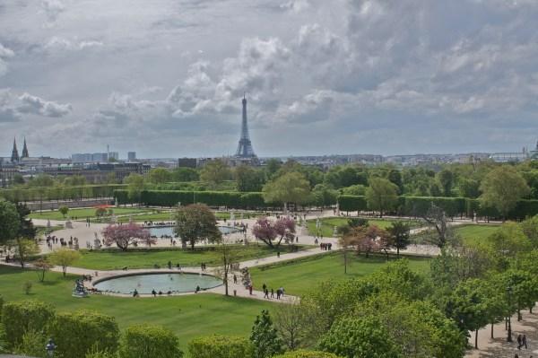Paris In 20 Miles American