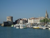 France La Rochelle Sheer Drops And Difficult Waiters