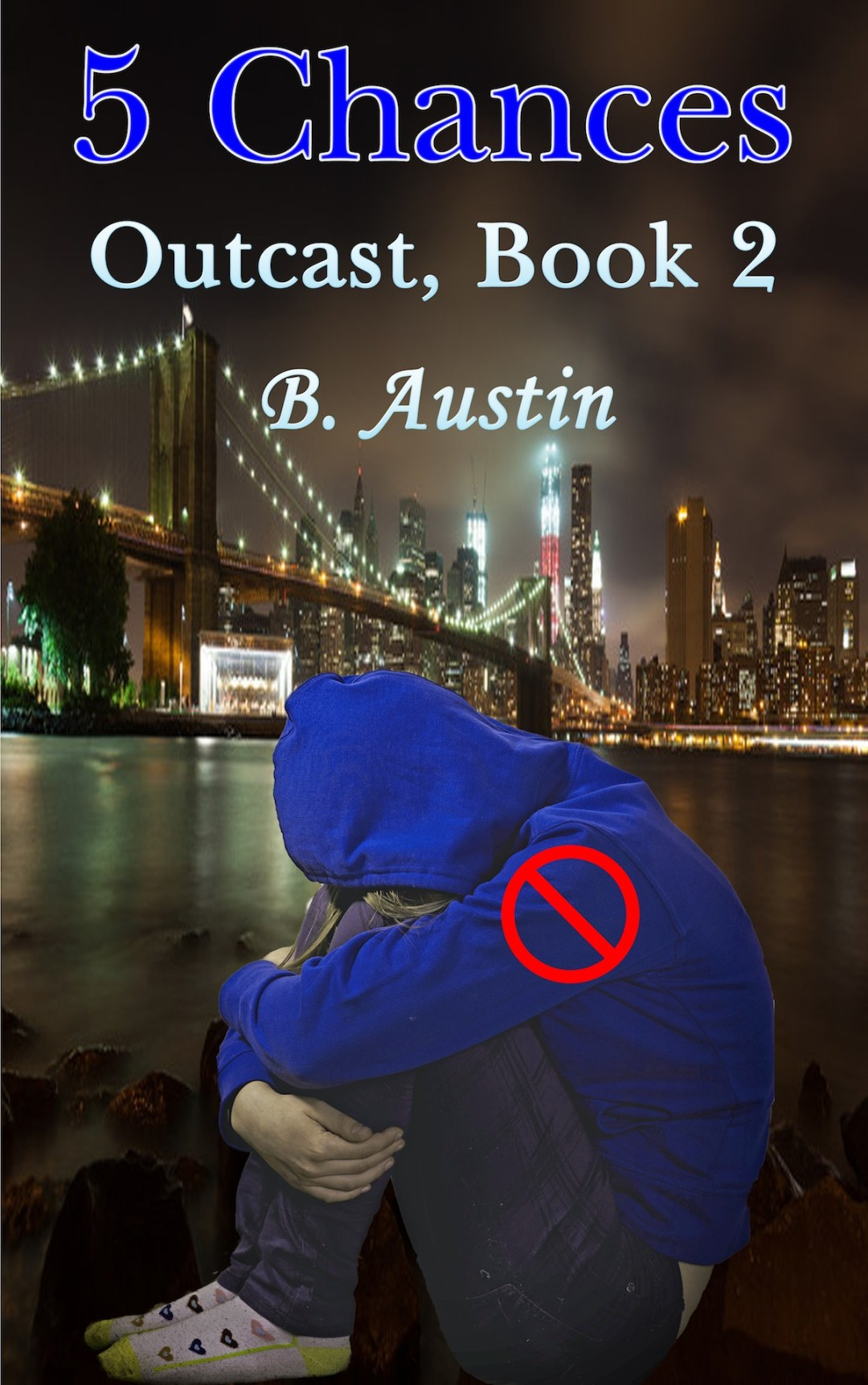 5-Chances Outcast Book Cover B-Austin
