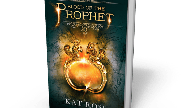 Blood of the Prophet by Kat Ross Cover Reveal