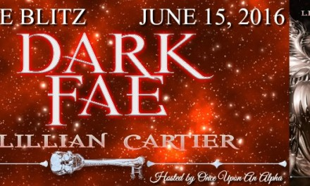 Dark Fae by Lillian Carter Release Blitz