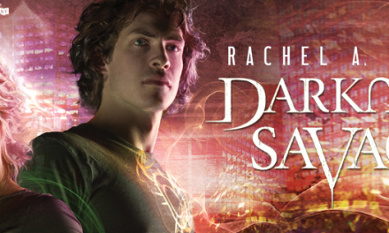 Darkness Savage by Rachel A. Marks Cover Reveal