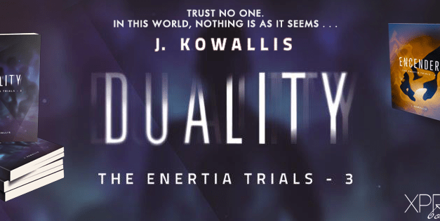 Duality by J. Kowallis Cover Reveal