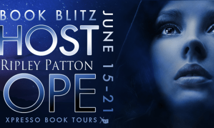 Ghost Hope by Ripley Patton Release Blitz